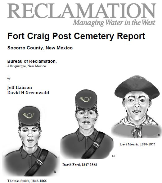 Fort Craig Cemetery Report